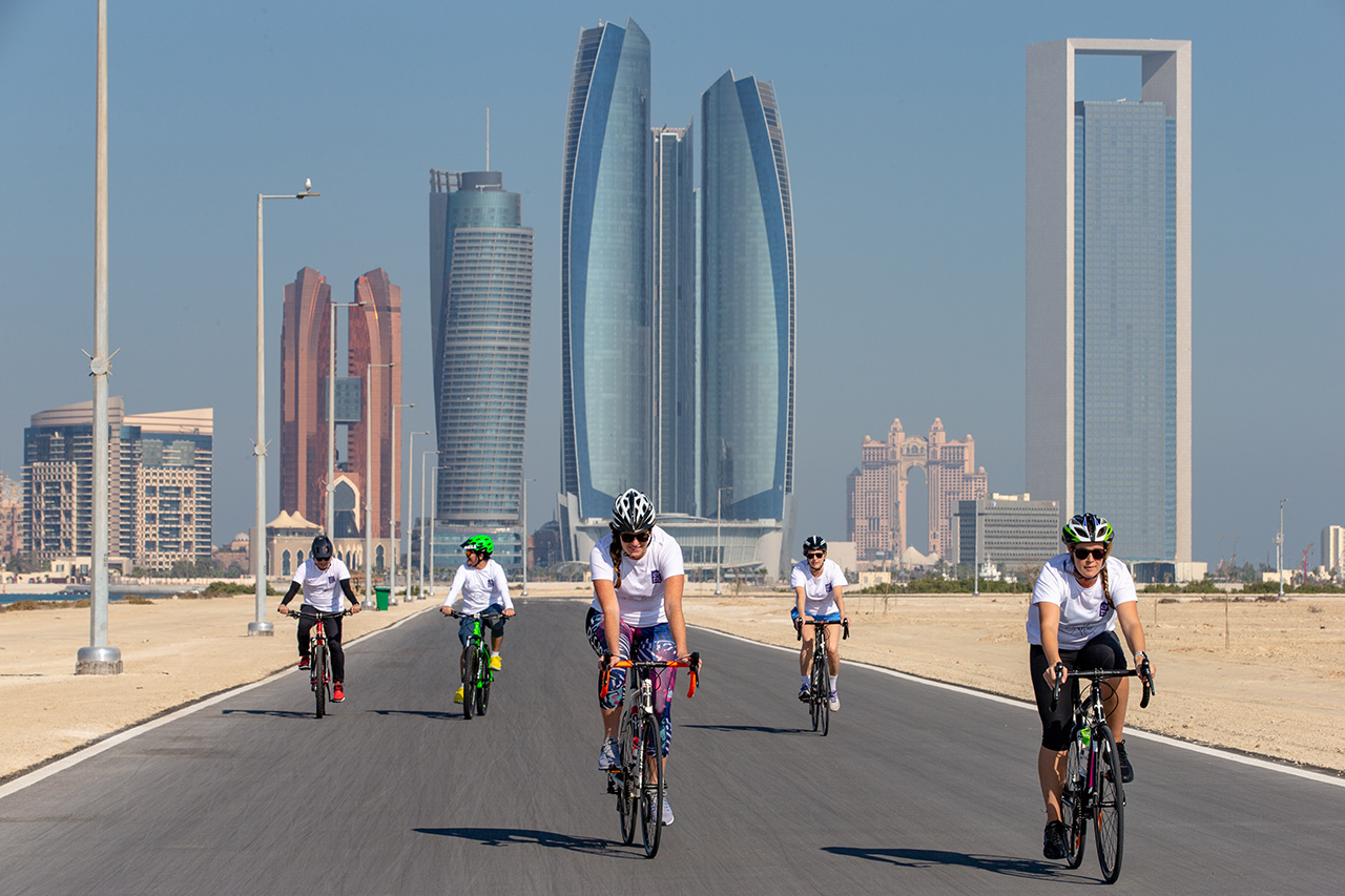 Ride for Zayed