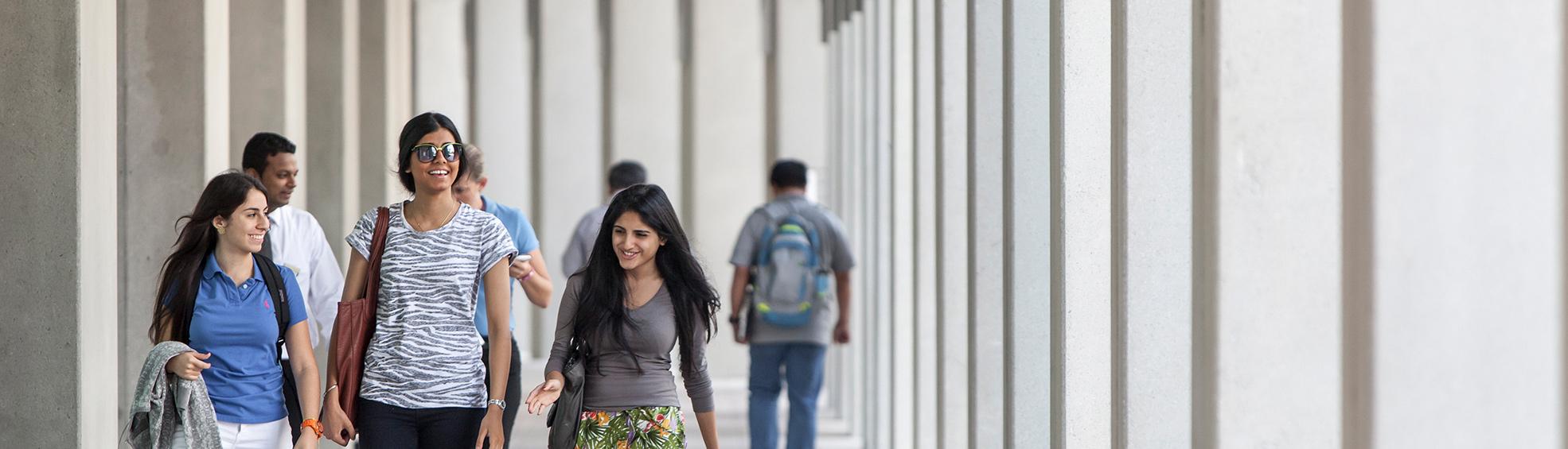 Admissions NYU Abu Dhabi