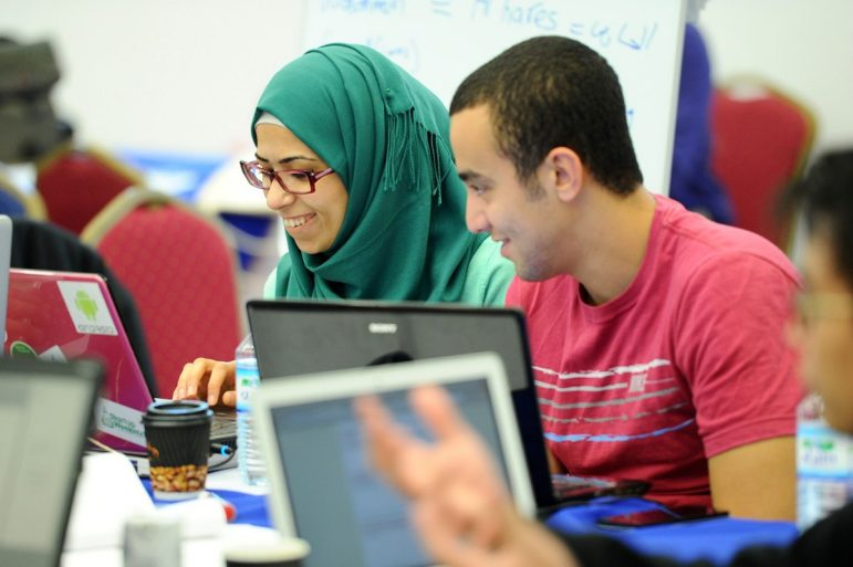 Building Apps for Social Good in the Arab World