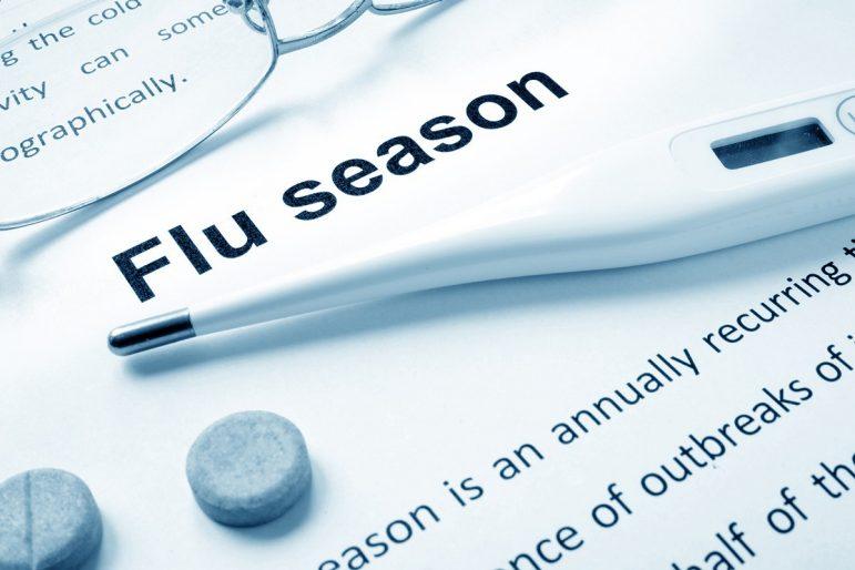 Getting the Flu!