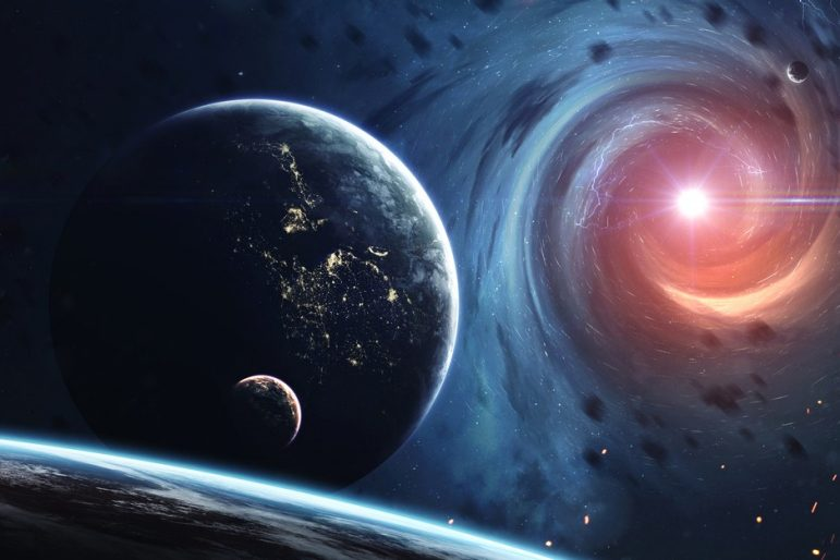 Quantum Mechanics and the Nature of Spacetime