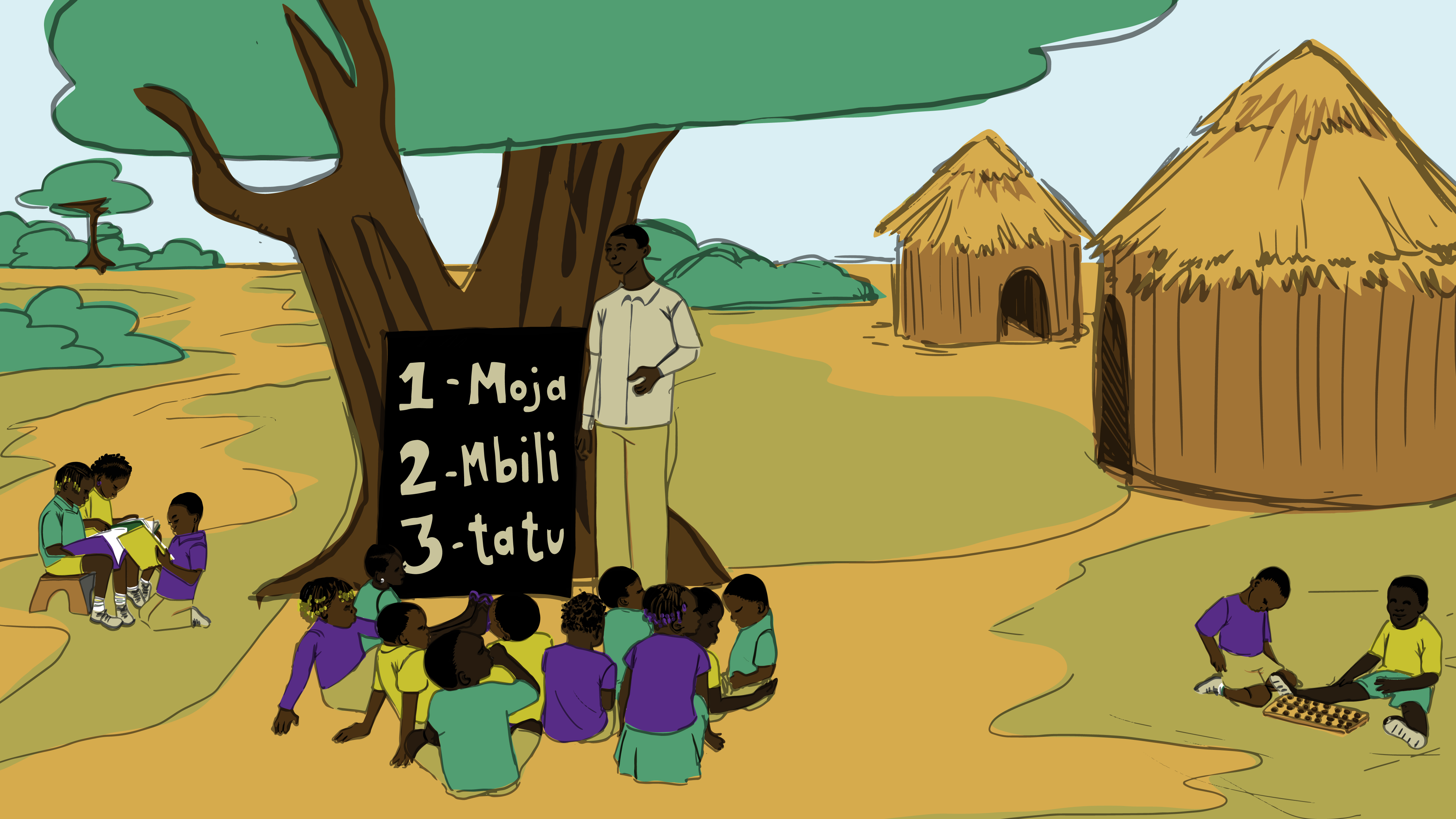 ECD and Education in Low & Middle-Income Countries