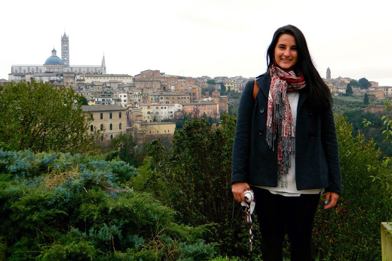 Valentina Vela, NYUAD Class of 2015 writes about her J-Term experience at NYU Florence.