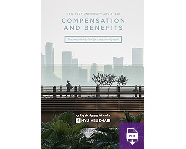 NYU Abu Dhabi Compensation and Benefits