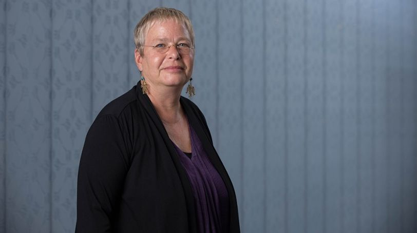 Hannah Brückner, Interim Dean of Social Science and Professor of Social Research and Public Policy at NYUAD.