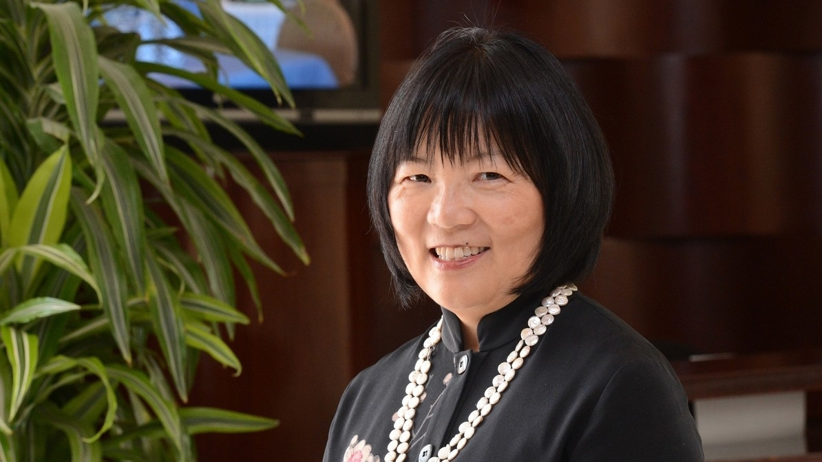 Diane C. Yu, Executive Director of the Sheikh Mohamed bin Zayed Scholars Program and NYUAD Summer Academy, and advisor to leadership at NYU Abu Dhabi