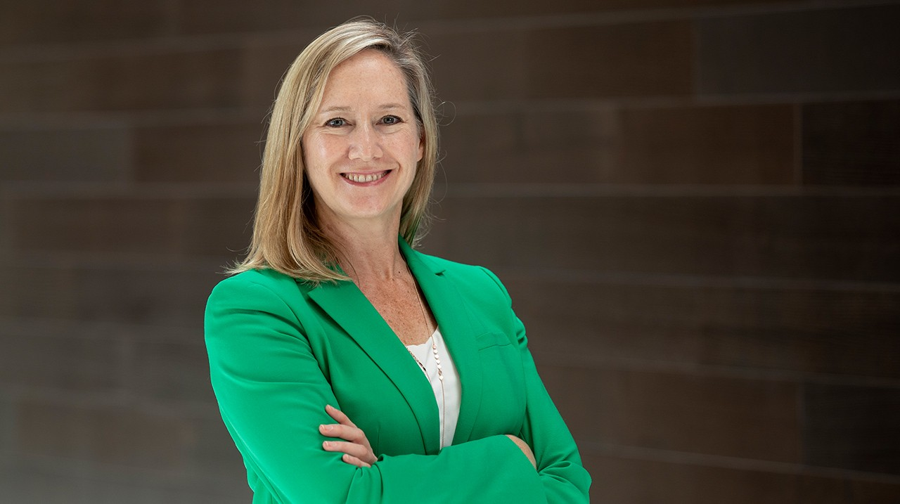 Eiman Al Zaabi, Director, Executive Education