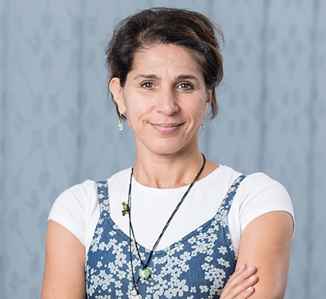 Mahnaz Yousefzadeh, Assistant Clinical Professor of Humanities, NYUNY