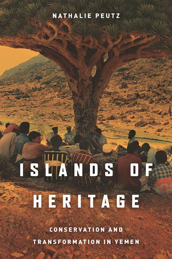 Islands of Heritage, book cover (Stanford University Press)