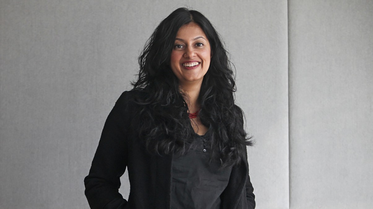 Sheetal Majithia, Assistant Professor of Literature, NYUAD