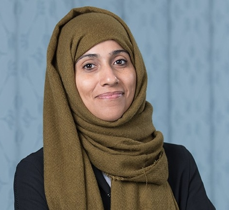 Hoda Al Khzaimi, Research Assistant Professor, Engineering; Director, Center of Cyber Security, NYUAD
