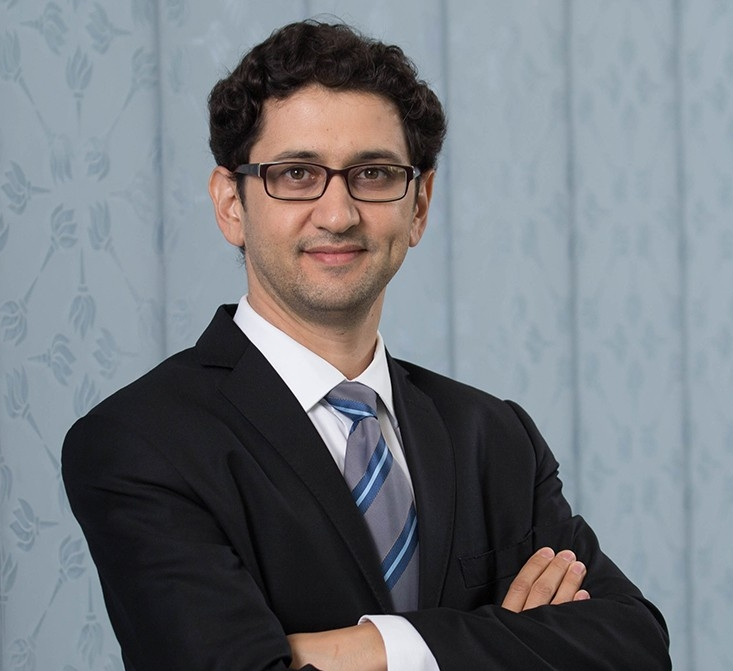 Kemal Celik, Assistant Professor of Civil Engineering, NYUAD