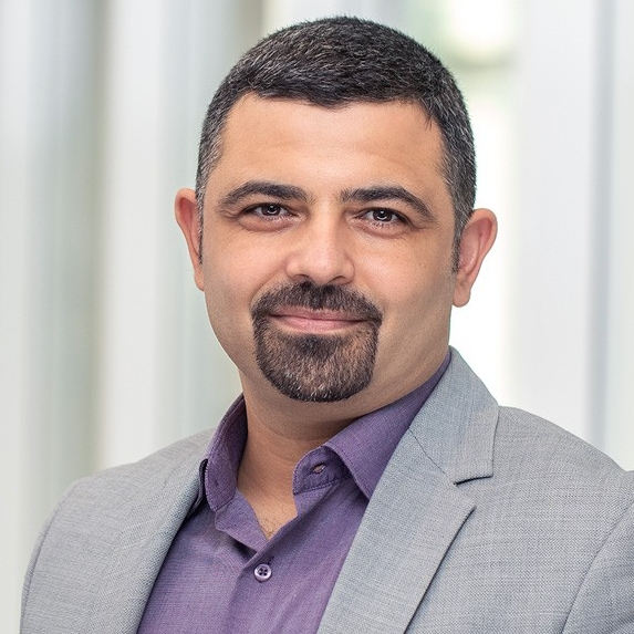 Mohamad Eid, Assistant Professor of Electrical and Computer Engineering, NYUAD