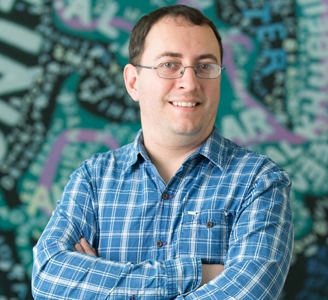 David Russell, Assistant Professor of Physics, Science, NYUAD