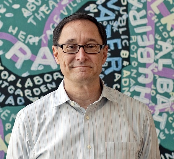 David Scicchitano, Professor of Biology, Dean of Science, NYUAD