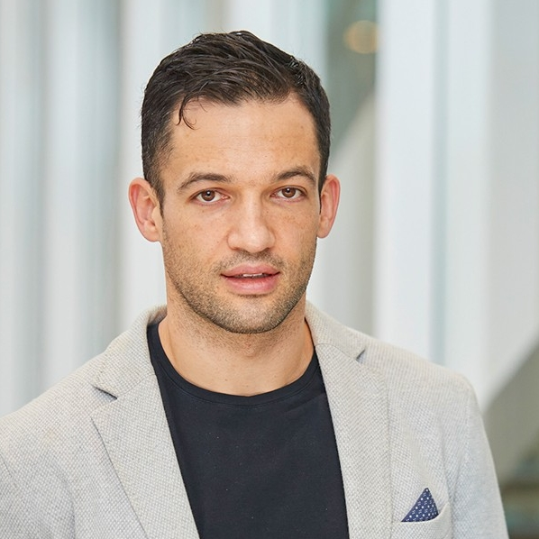 Diogo Arsénio, Visiting Assistant Professor of Mathematics, NYUAD