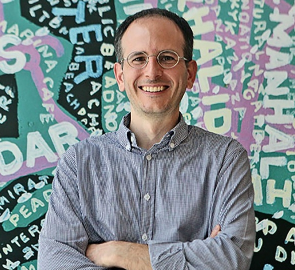 Federico Camia, Visiting Associate Professor of Mathematics, NYUAD
