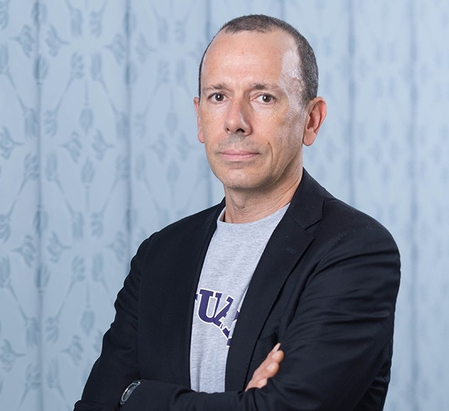 Francesco Arneodo, Associate Dean of Science and Associate Professor of Physics, NYUAD