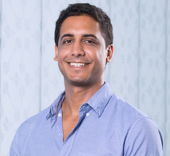 Kartik Sreenivasan, Assistant Professor of Psychology, NYUAD