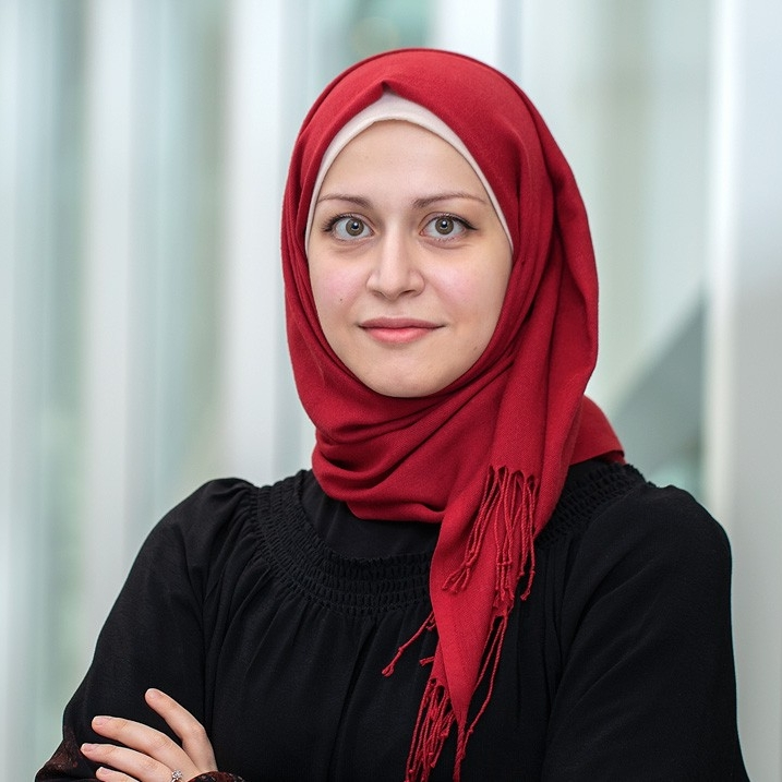 Mai Oudah, Assistant Lecturer of Computer Science