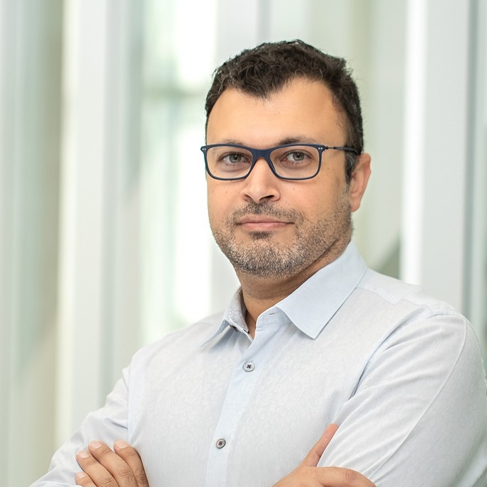 Shady Amin, Assistant Professor of Biology, NYUAD