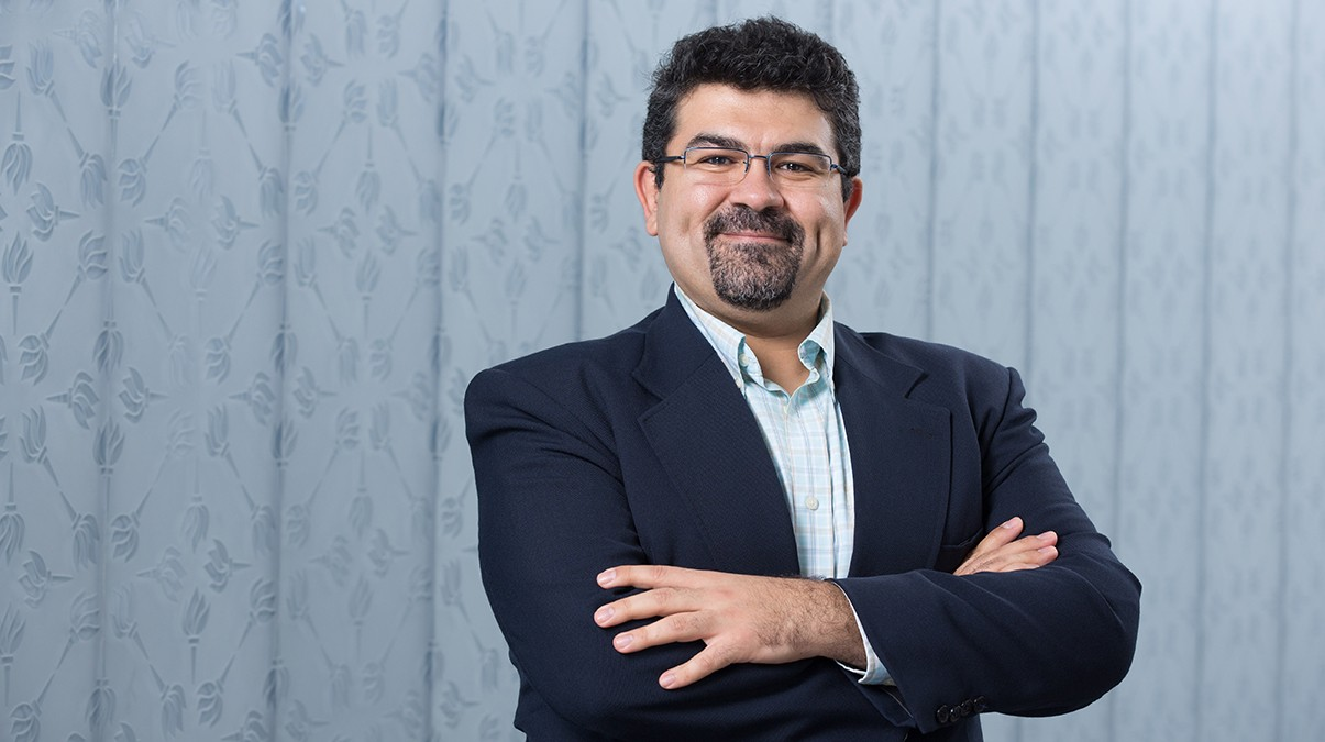 Nizar Habash, Associate Professor of Computer Science, NYUAD