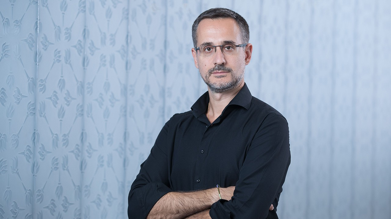 Andrea Valerio Maccio, Associate Professor and Program Head of Physics, NYUAD