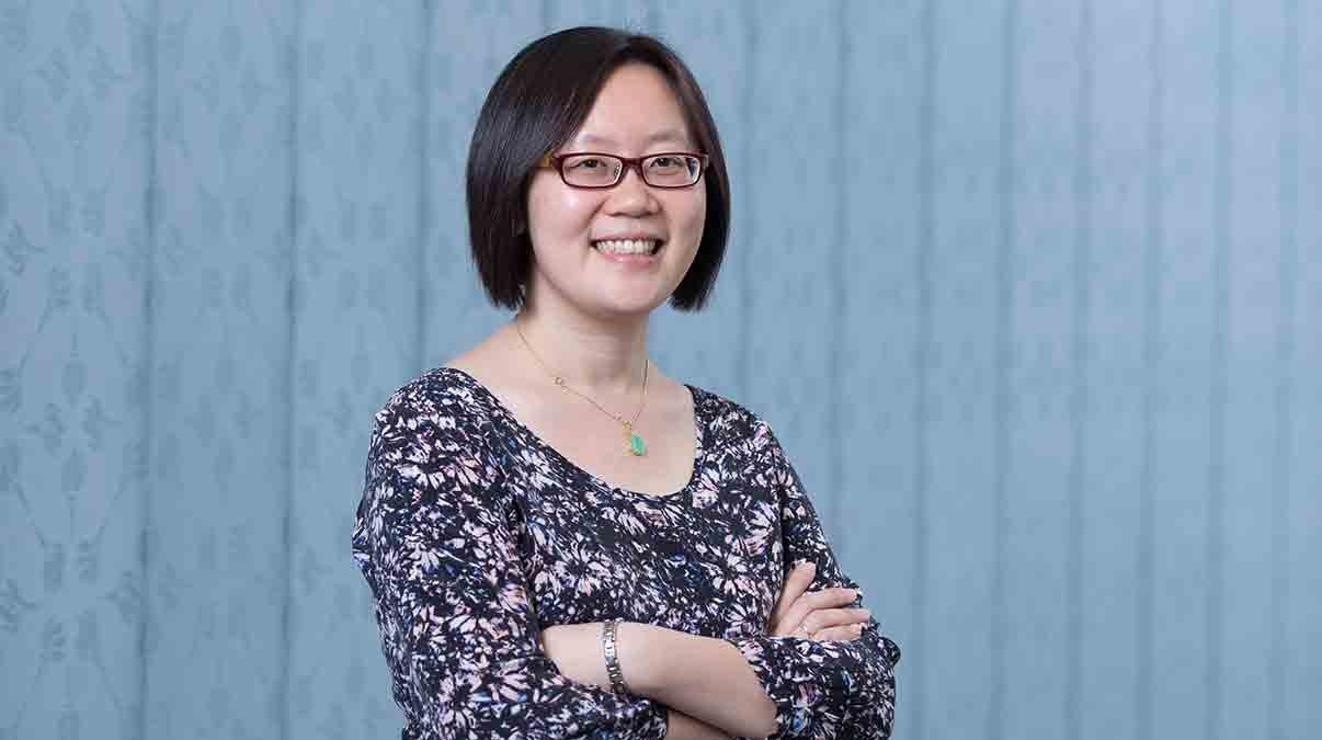 Olivia Cheung, Assistant Professor of Psychology, NYUAD