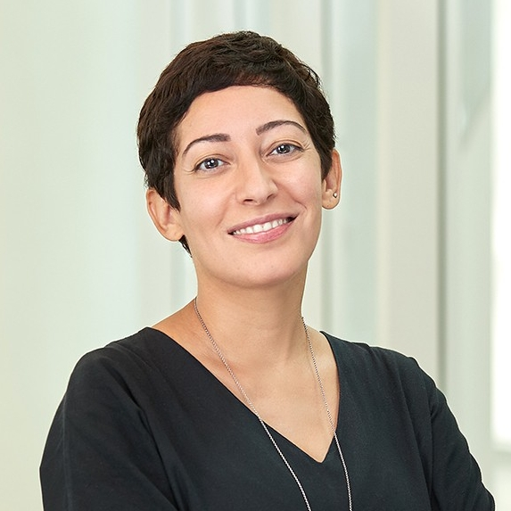 May Al-Dabbagh, Assistant Professor of Social Research and Public Policy, NYUAD