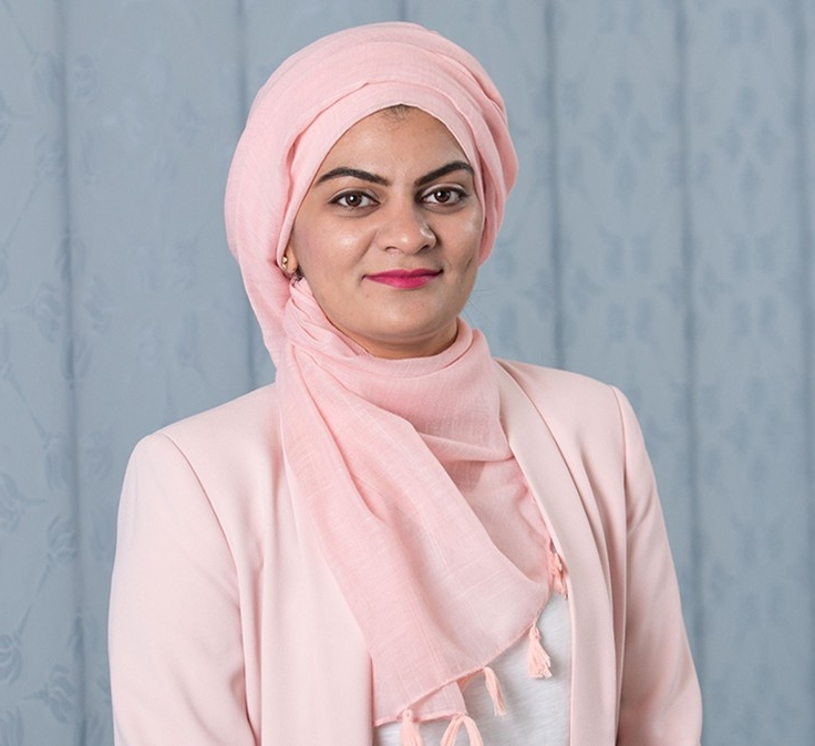 Saba Najeeb, Assistant Instructor