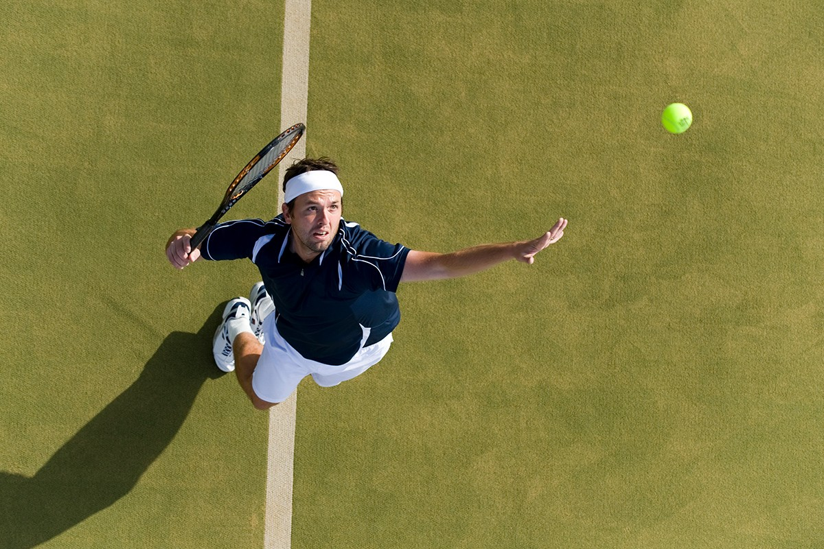 Experts Test Game Theory On World's Top Tennis Players