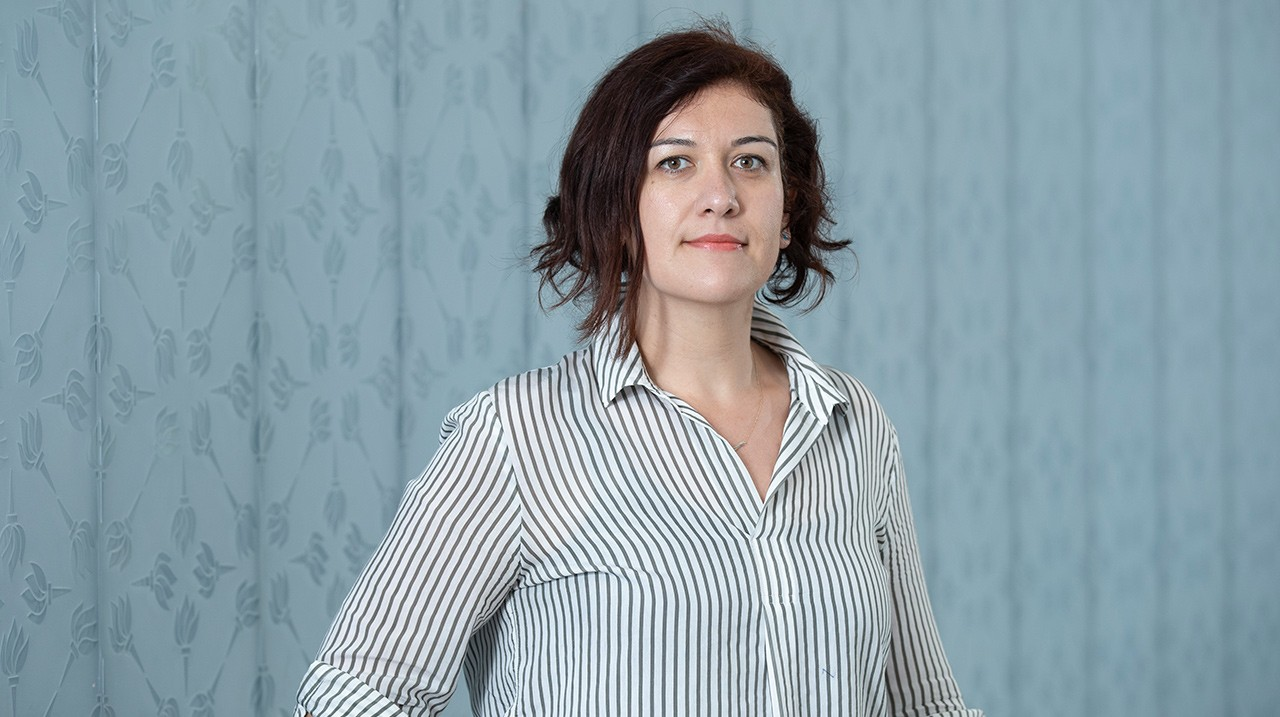 Didem Turkoglu, Postdoctoral Associate