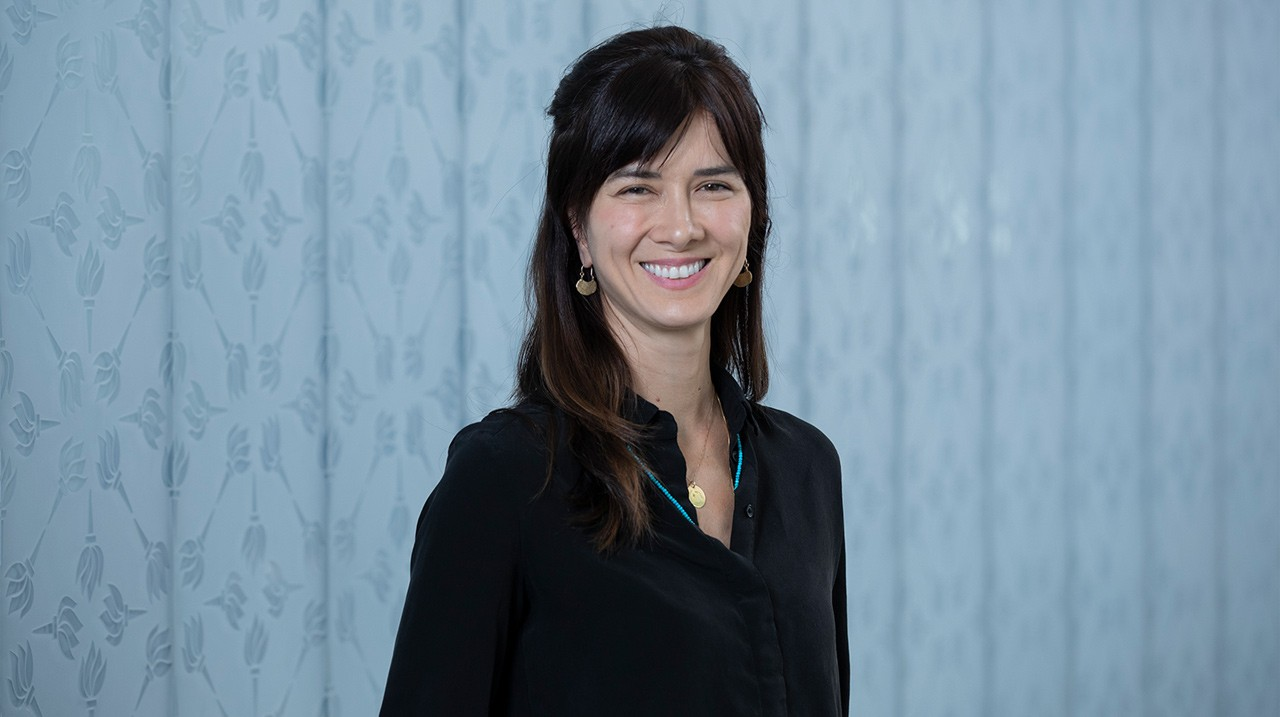 Giuliana Pardelli, Assistant Professor of Political Science