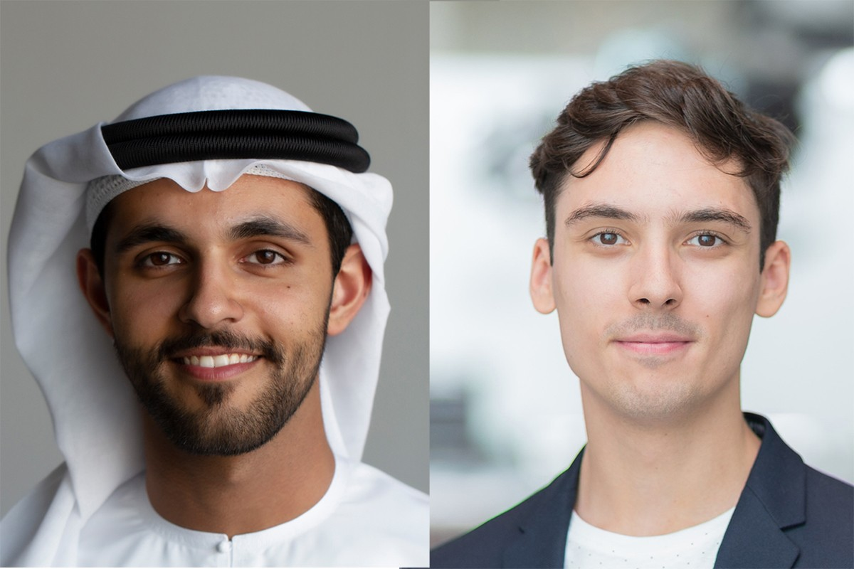 Two NYU Abu Dhabi Students Selected as 2020 UAE Rhodes Scholars