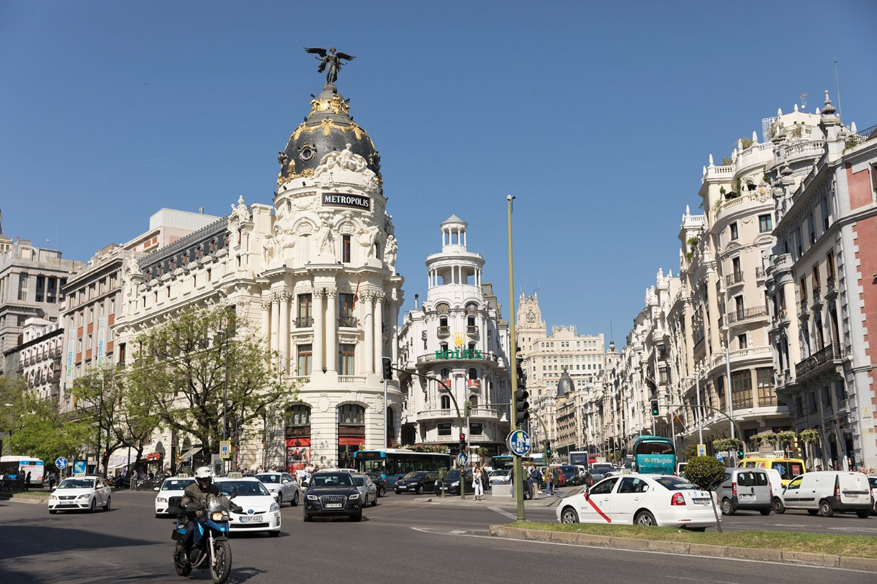 Global Academic Center in Madrid