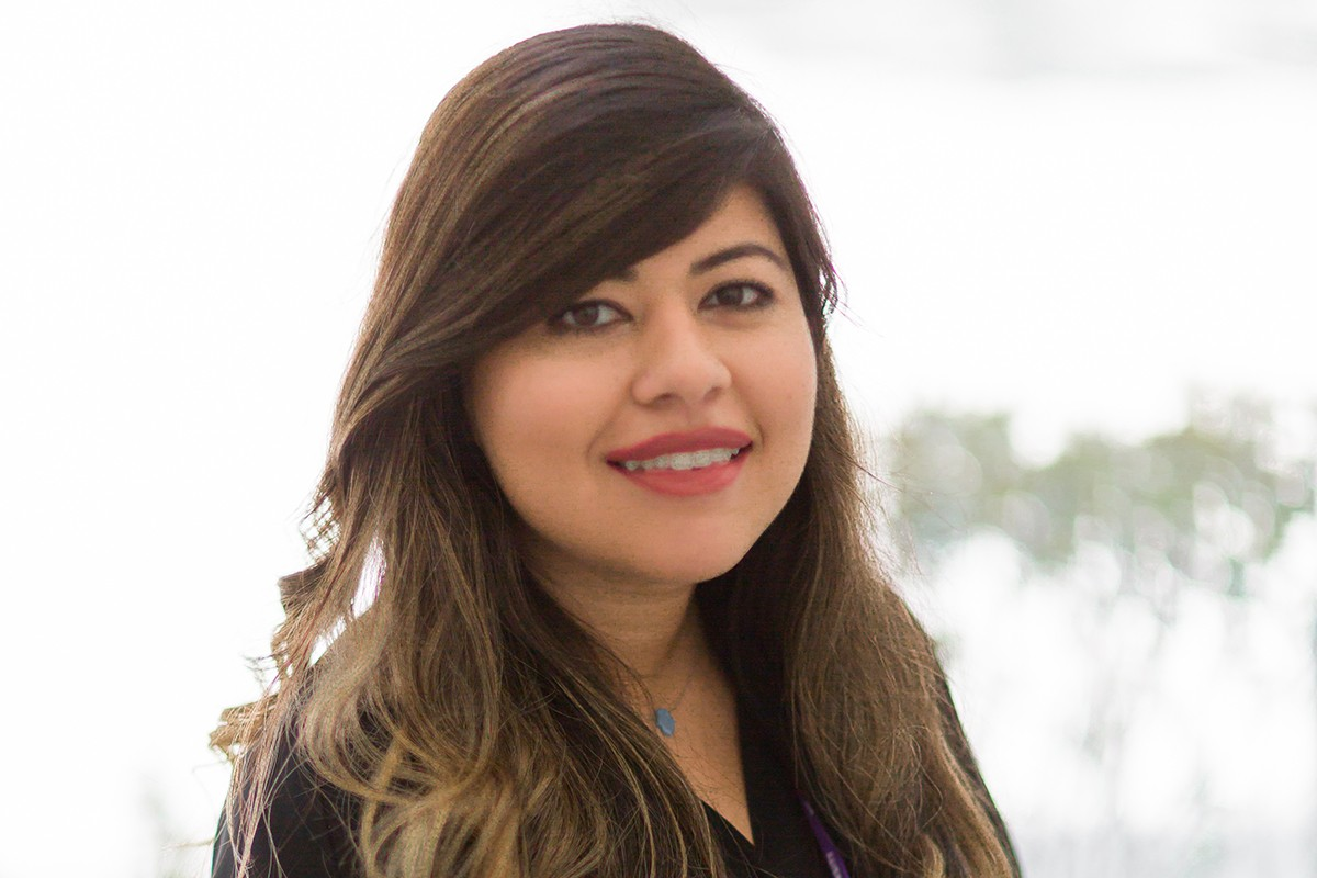 Sherin Faisal Alansari, Career Development Center,  NYU Abu Dhabi
