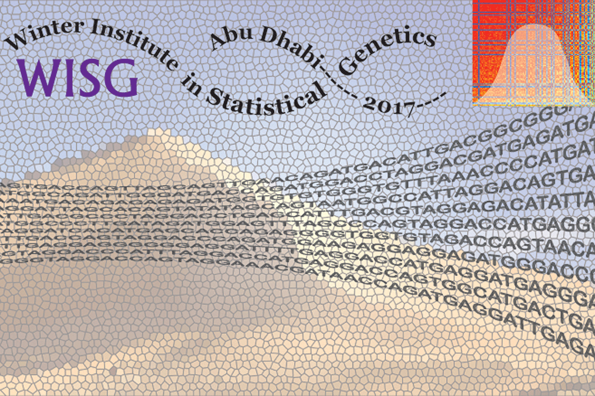 Winter Institute in Statistical Genetics Abu Dhabi 2017