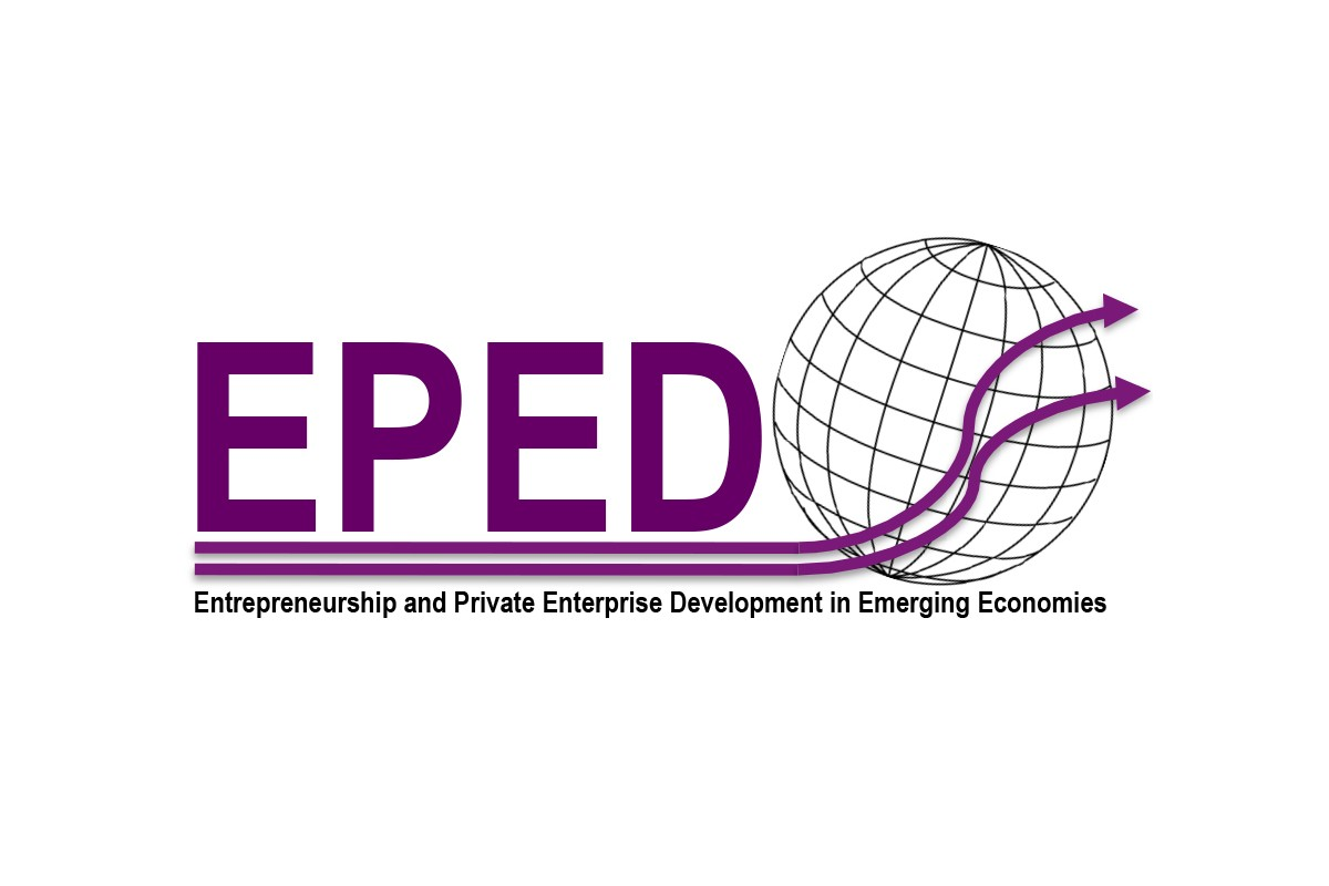 Entrepreneurship and Private Enterprise Development (EPED) in Emerging Economies