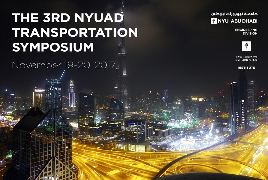 The 3rd NYUAD Transportation Symposium