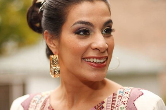 Profile of Maysoon Zayid