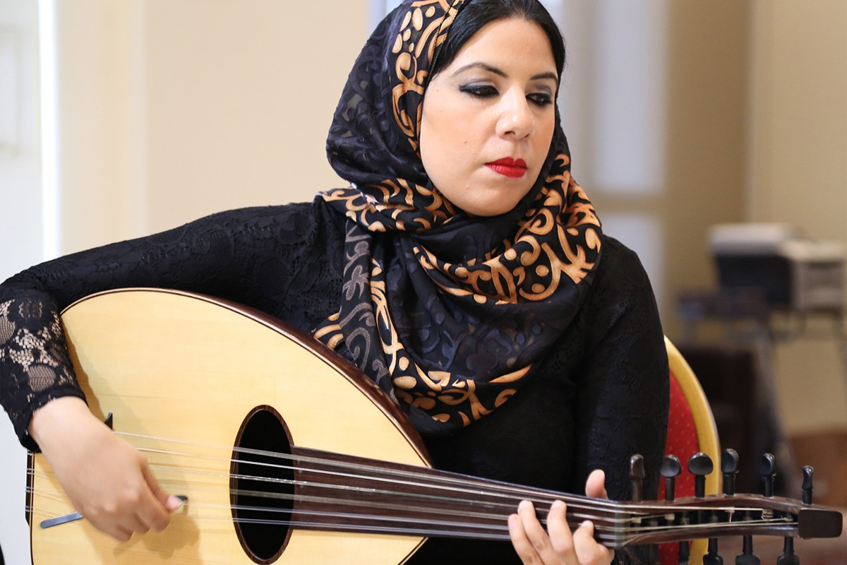 Sherine Tohamy & Al Sharq Ensemble