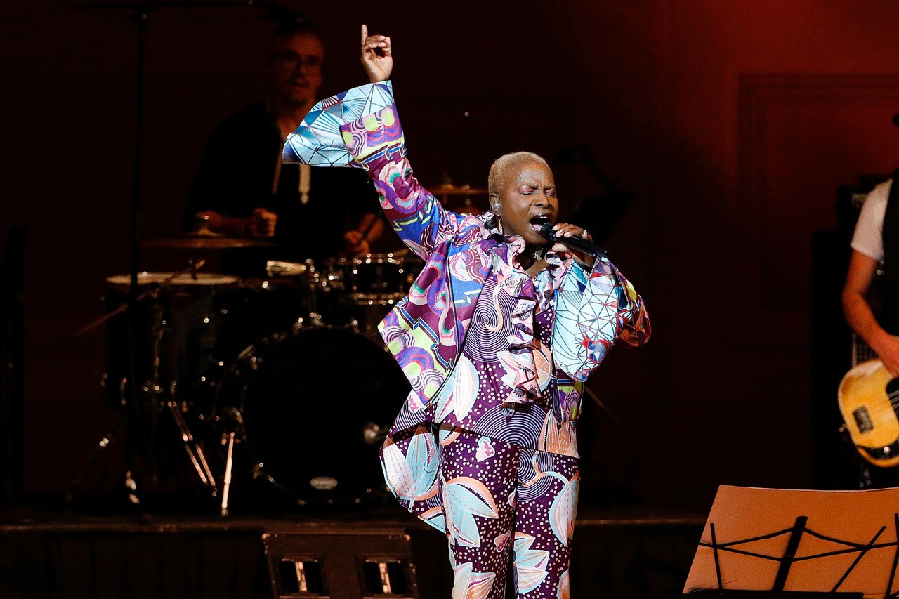 Angelique Kidjo's Remain in Light