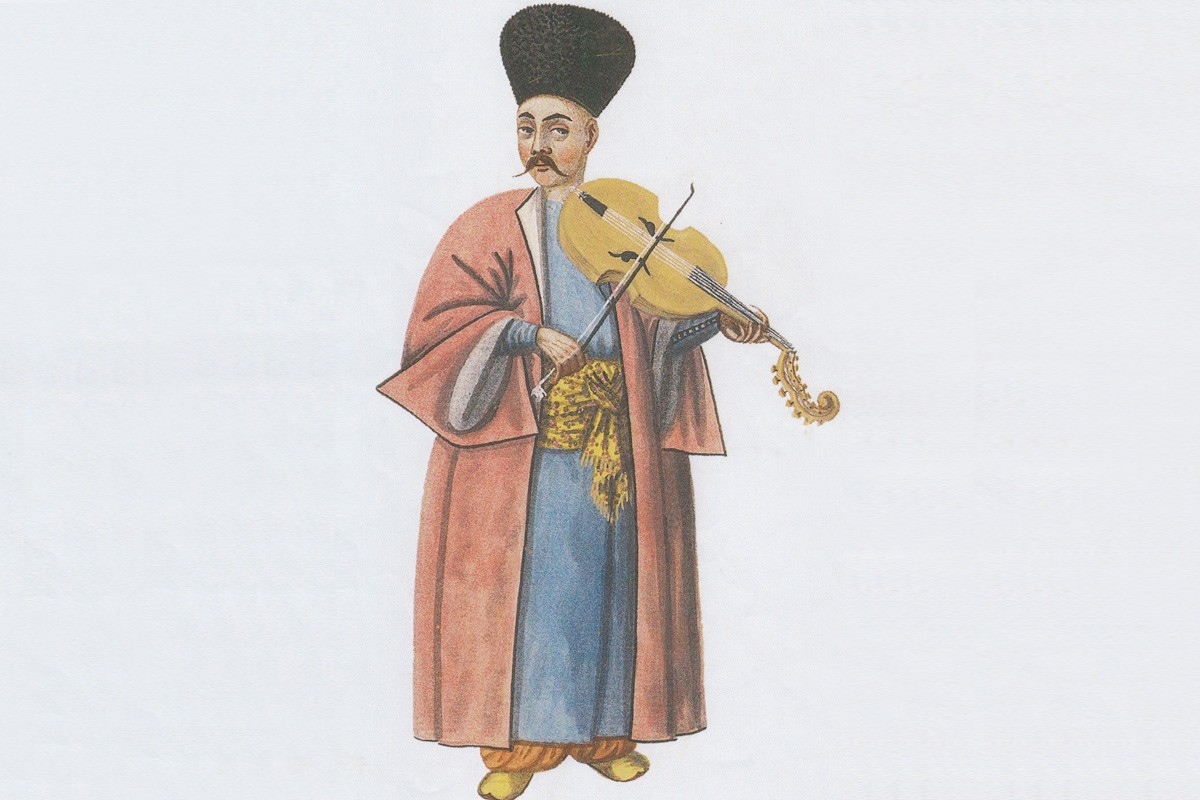 "Ottoman Musical Modernity in the ""Long"" Eighteenth Century"