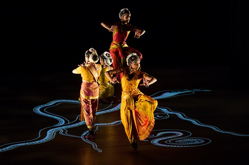 Ragamala Dance — Written in Water
