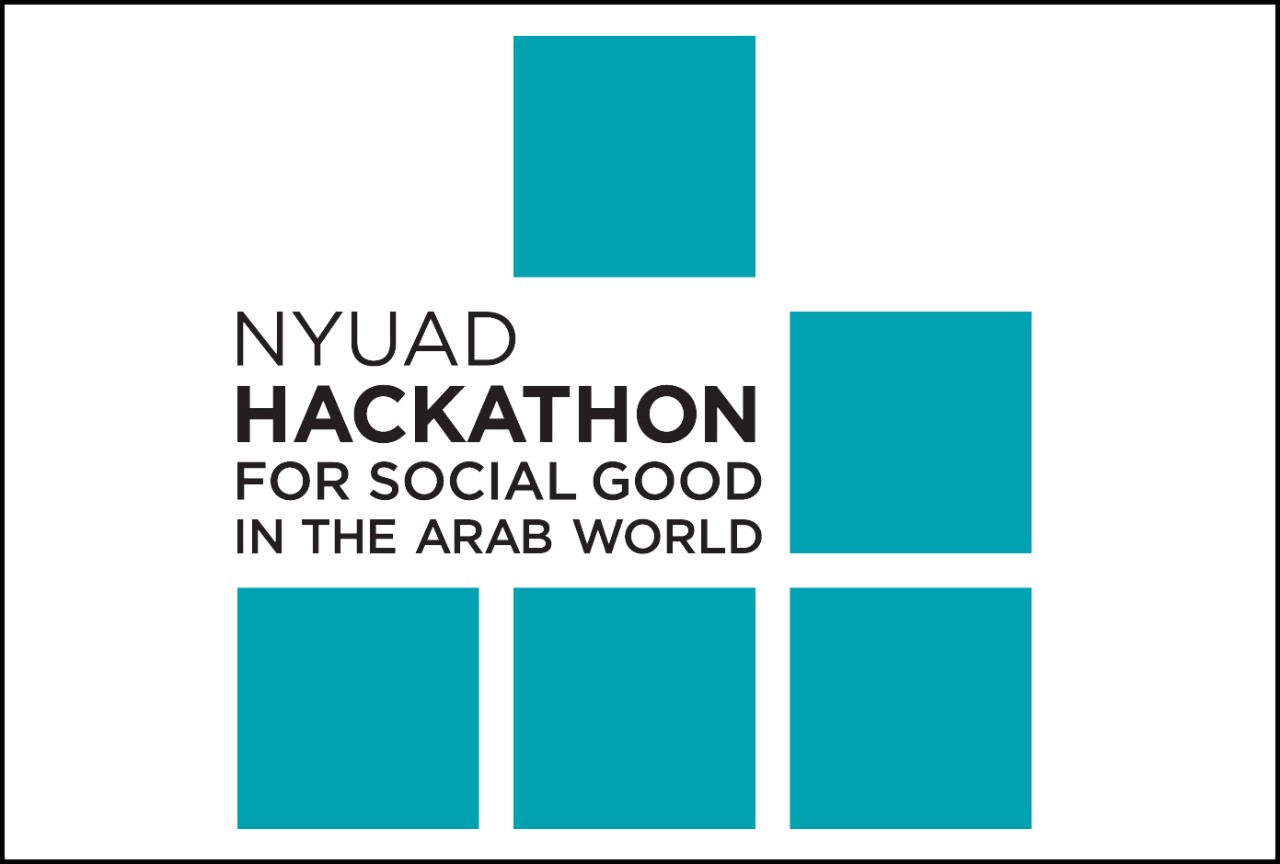 NYUAD Hackathon for Social Good in the Arab World