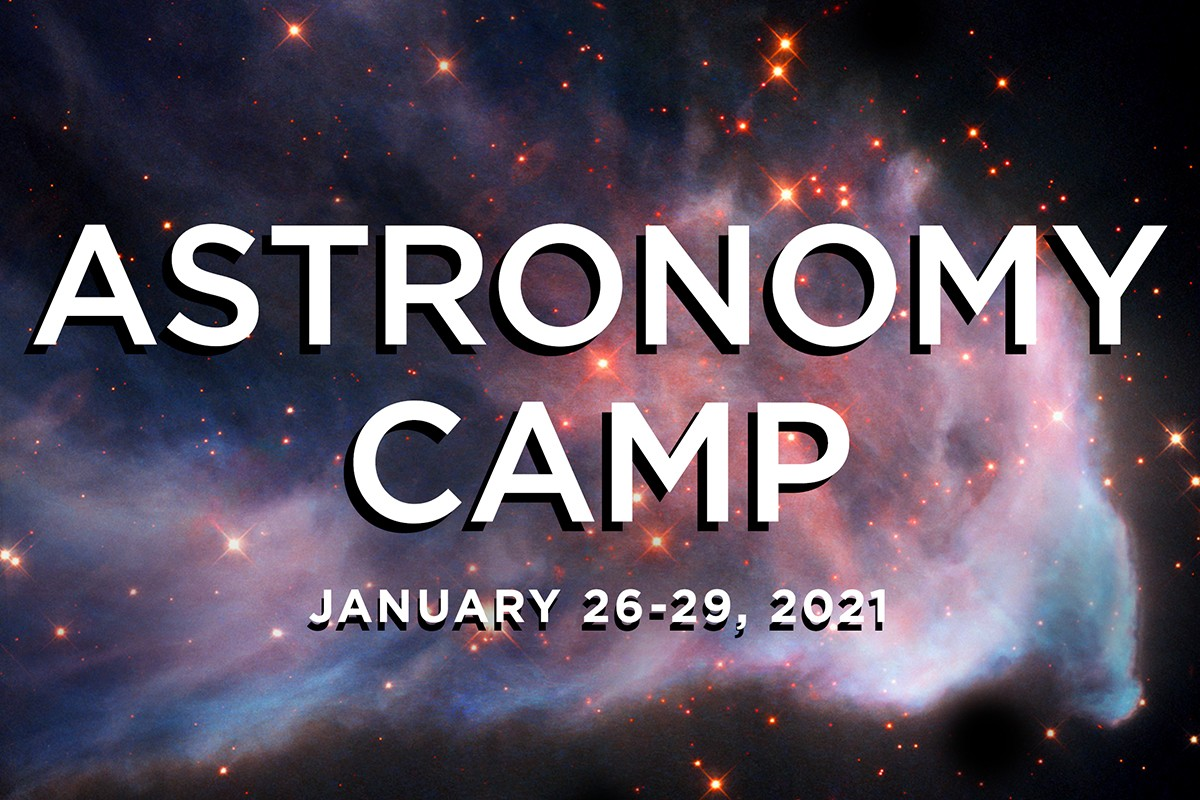 Astronomy Camp at NYU Abu Dhabi