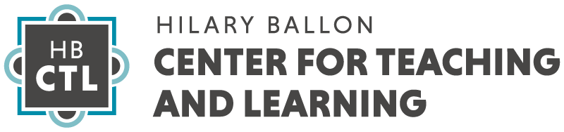 H1 Hilary Ballon Center for Teaching and Learning