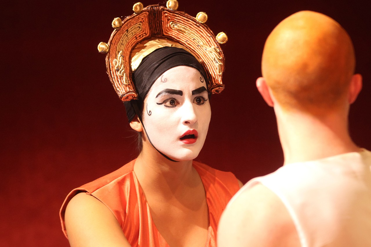 NYUAD Students Stage The Ramayana