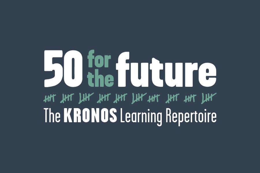 NYU Abu Dhabi Arts Center a Legacy Partner on Kronos Quartet's Fifty for the Future Project