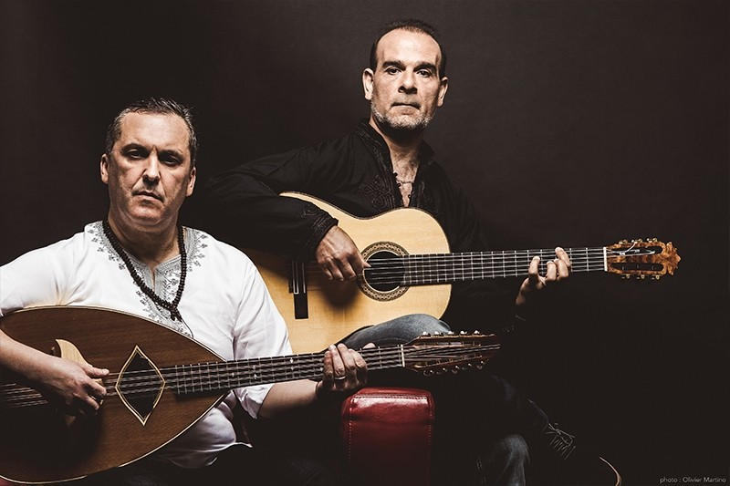 Musical mastery from Chaâbi Flamenco awaits  at The Arts Center at NYU Abu Dhabi